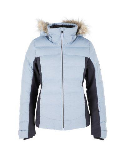 Приталенная утепленная куртка на молнии Salomon