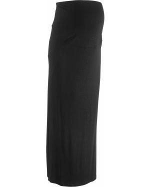 Юбка макси брюки с поясом Bonprix