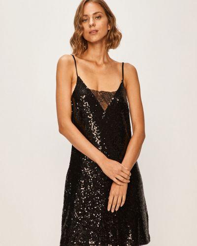 Платье мини с пайетками повседневное Glamorous