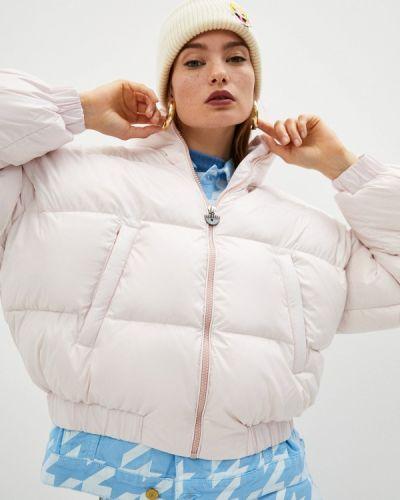 Розовая куртка Chiara Ferragni Collection