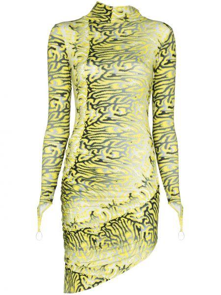 Асимметричное платье Maisie Wilen