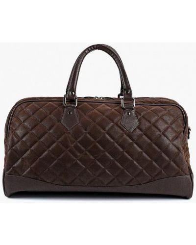 Дорожная сумка замшевая Antan