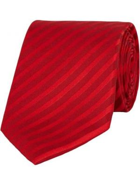 Klasyczny krawat z jedwabiu Olymp