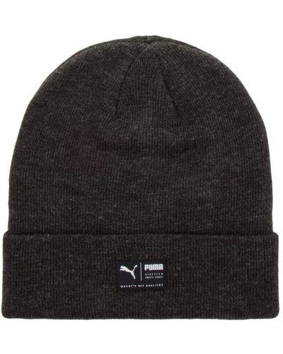 Czarna czapka beanie Puma