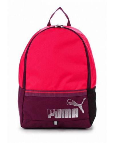 Розовый рюкзак Puma