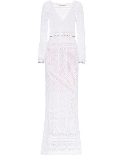 Платье макси Roberto Cavalli