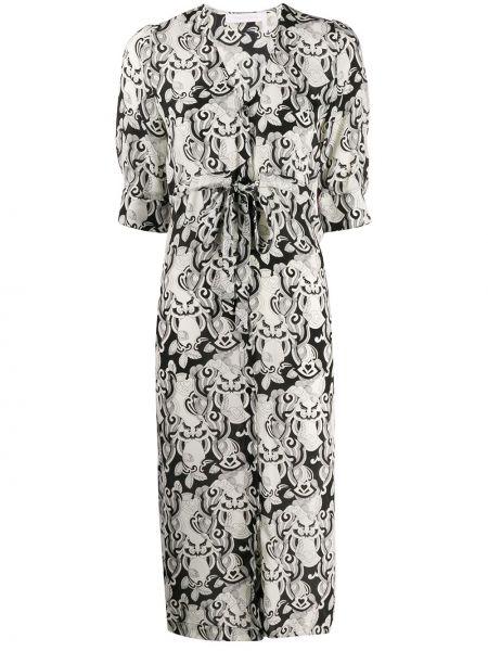 Платье мини миди на пуговицах See By Chloé