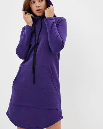 Фиолетовое платье Liana