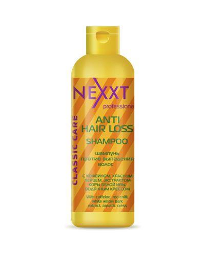 Шампунь для волос от выпадения волос Nexxt Professional