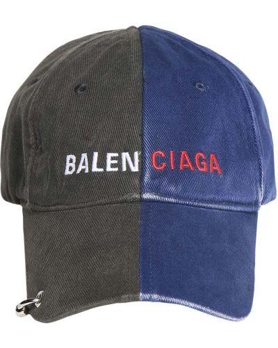 Czarny piercing Balenciaga