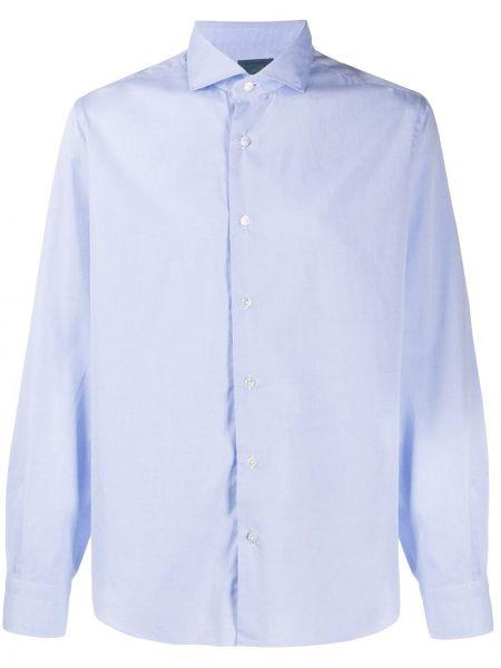 Koszula z długim rękawem klasyczna długa Barba