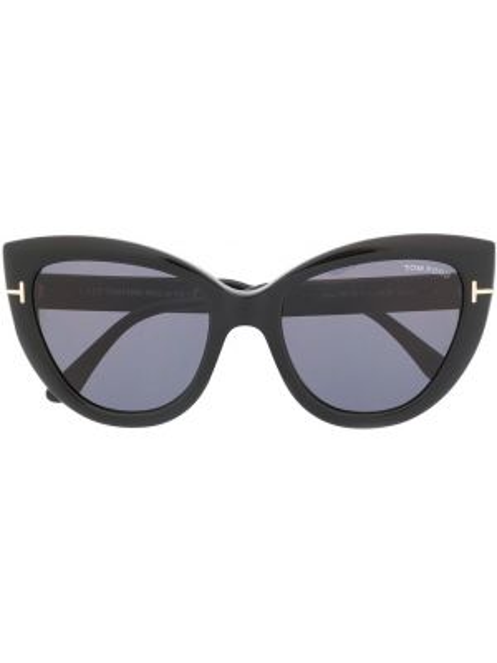 Okulary przeciwsłoneczne czarny szkło Tom Ford Eyewear