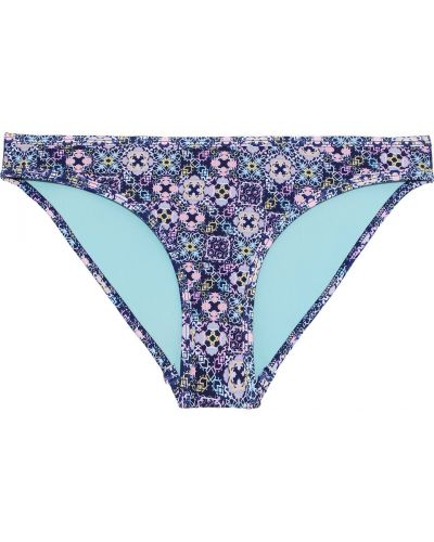 Нейлоновые синие бикини стрейч Duskii