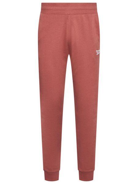 Spodnie dresowe - różowe Reebok Classic