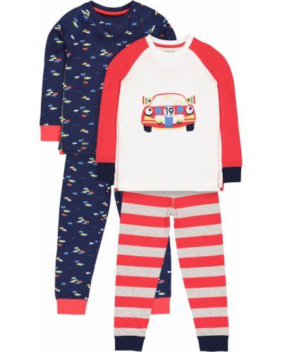 Пижама красный синяя Mothercare