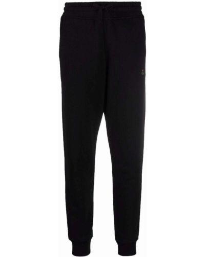 Черные брюки с заплатками Vivienne Westwood