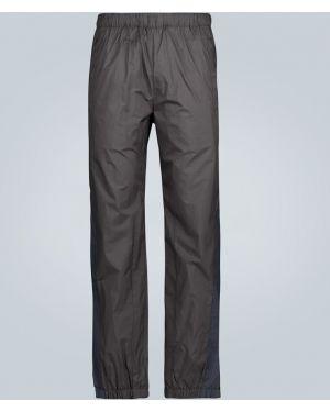 Spodnie sportowe na gumce z mankietami Acne Studios