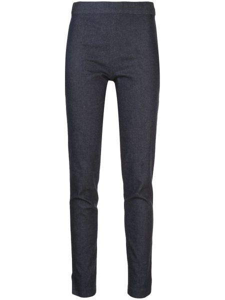 Укороченные джинсы с манжетами слим фит Prabal Gurung