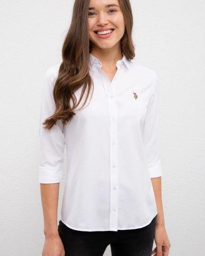 Рубашка - белая U.s. Polo Assn.