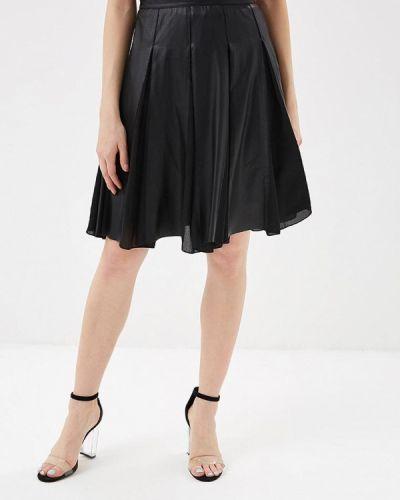 Юбка черная итальянский Trussardi Collection
