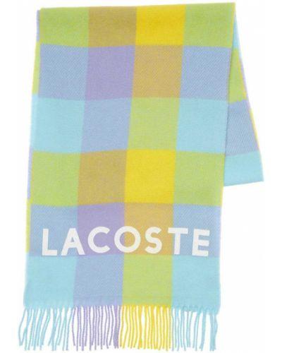 Шерстяной шарф Lacoste