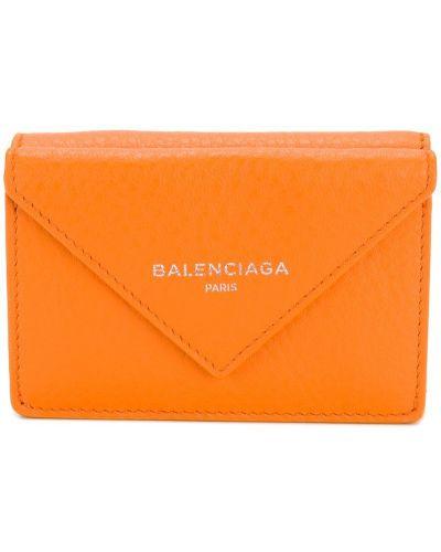 Кожаный кошелек мини Balenciaga