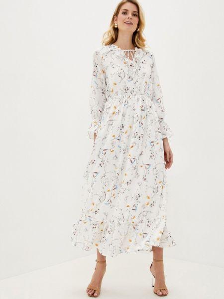 Белое платье снежная королева