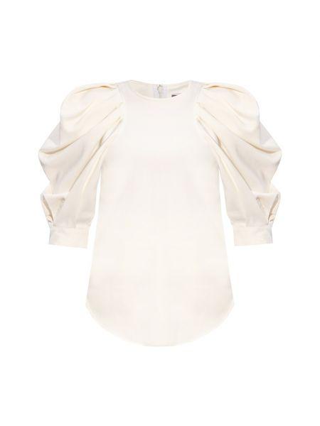 Biała koszulka elegancka Isabel Marant