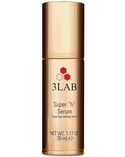 Serum do twarzy przeciw zmarszczkom przezroczysty 3lab