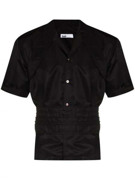 Нейлоновая черная рубашка Gmbh