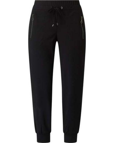 Spodnie sportowe - czarne S.oliver Black Label
