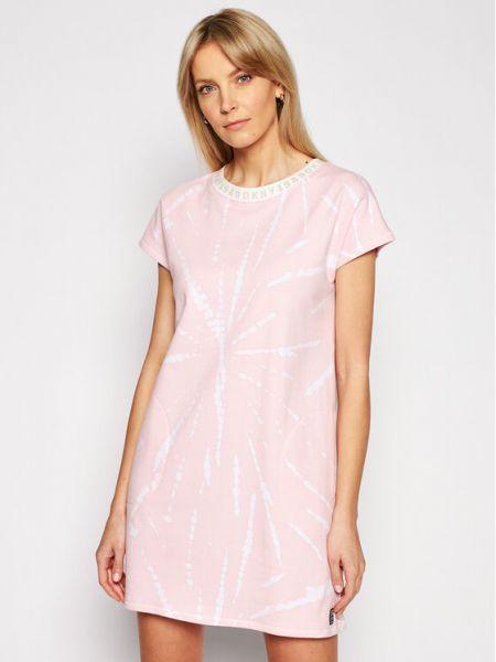 Różowa koszula nocna Dkny