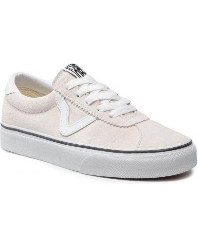 Tenisówki - białe Vans