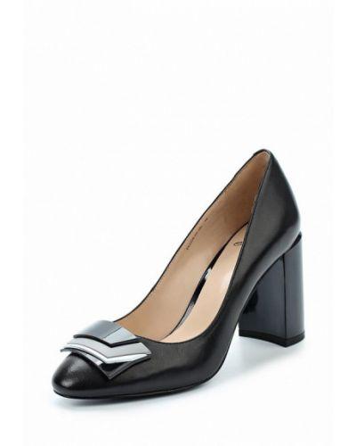 Черные туфли Ekonika