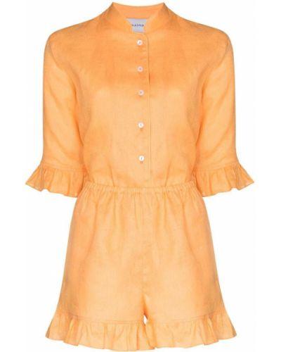 Pomarańczowy garnitur Sleeper