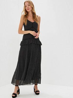 Вечернее платье черное Top Secret