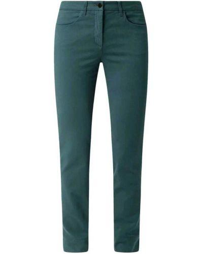 Zielone spodnie Luisa Cerano