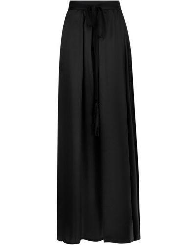 Юбка макси асимметричная с поясом Ann Demeulemeester