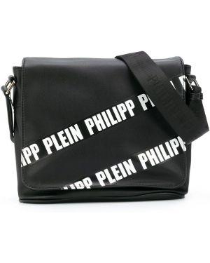 Черная косметичка Philipp Plein Junior
