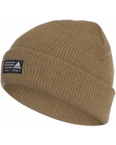 Спортивная шапка - зеленая Adidas