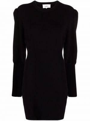 Шелковое платье - черное Ba&sh