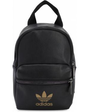 Plecak skórzany - czarny Adidas Originals