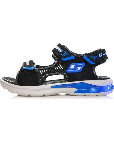 Спортивные сандалии на липучках Skechers