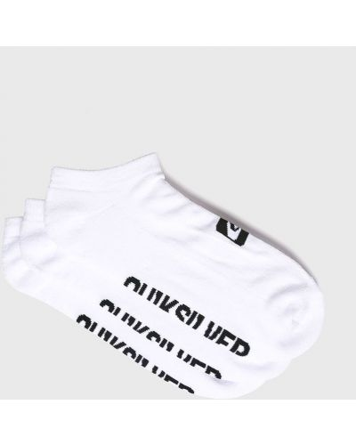 Носки набор белые Quiksilver
