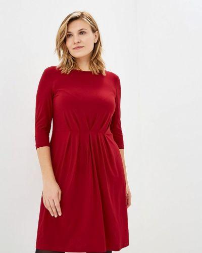 Платье - красное S&a Style