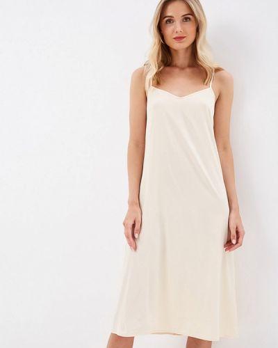 Платье платье-комбинация осеннее Ruxara