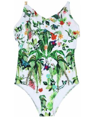 Strój kąpielowy z nadrukiem kostium Camilla Kids