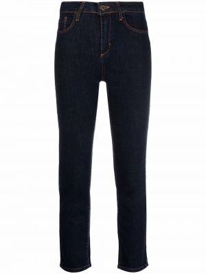 Синие джинсы с карманами ..,merci