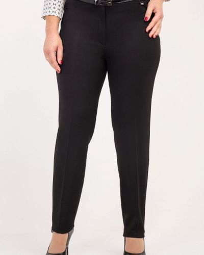 Классические брюки - черные Das