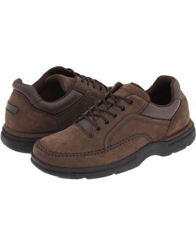 Повседневные туфли - коричневые Rockport